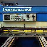 Cesoia Gasparini: particolare